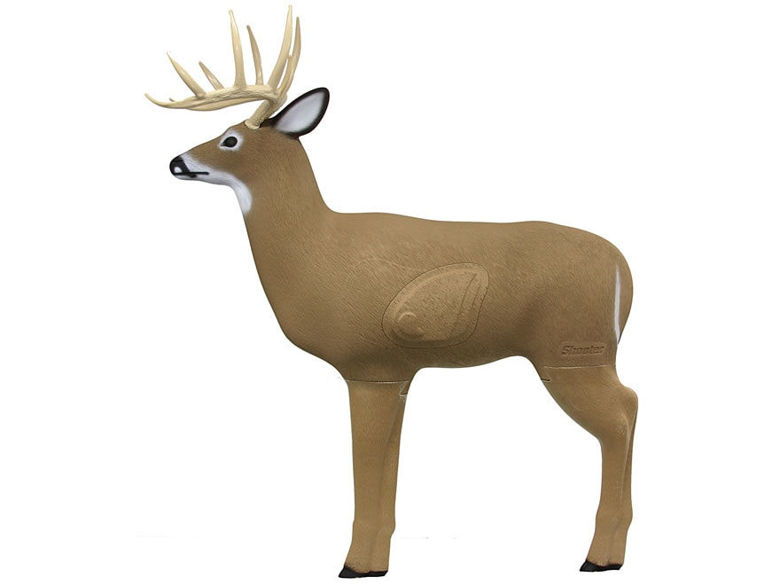 Shooter Big Shooter Buck 3D Foam Archery Target