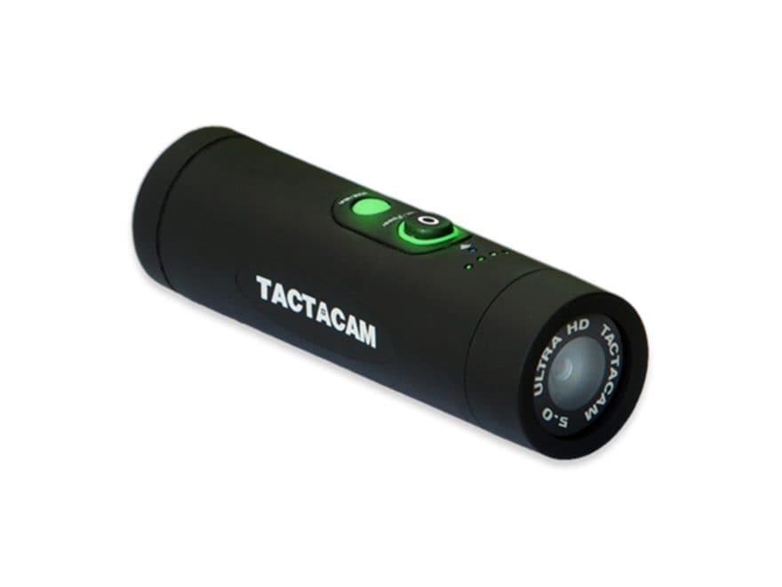 TACTACAM 5.0 Wide Angle Action Camera Black