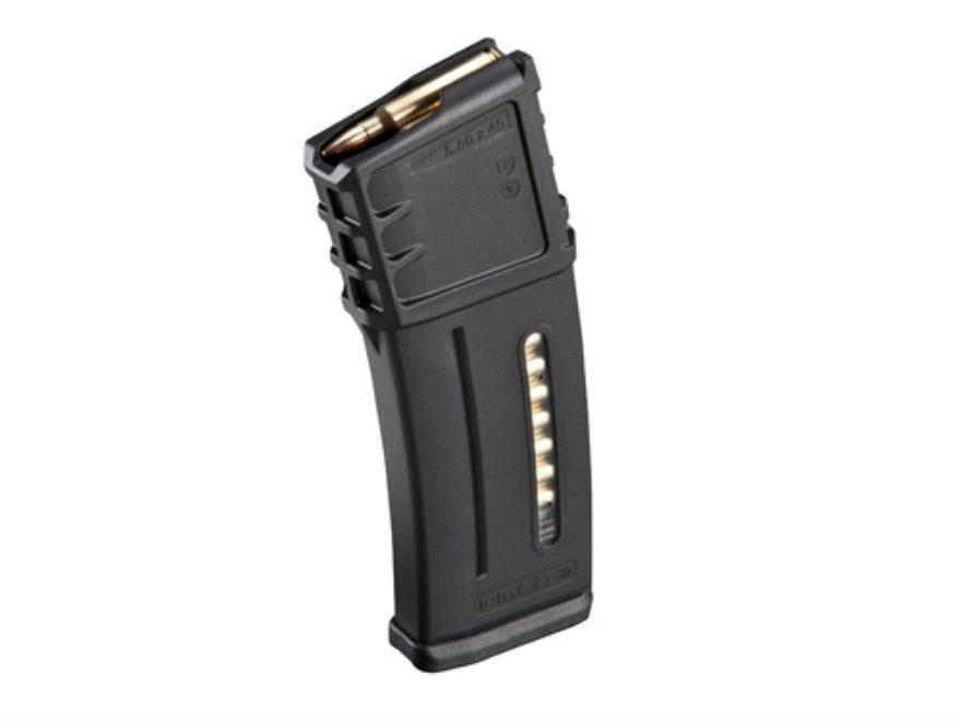 Magpul Maglevel PMAG 30G Magazine HK G36 223 Remington, 5.56x45mm 30-Round Polymer Black