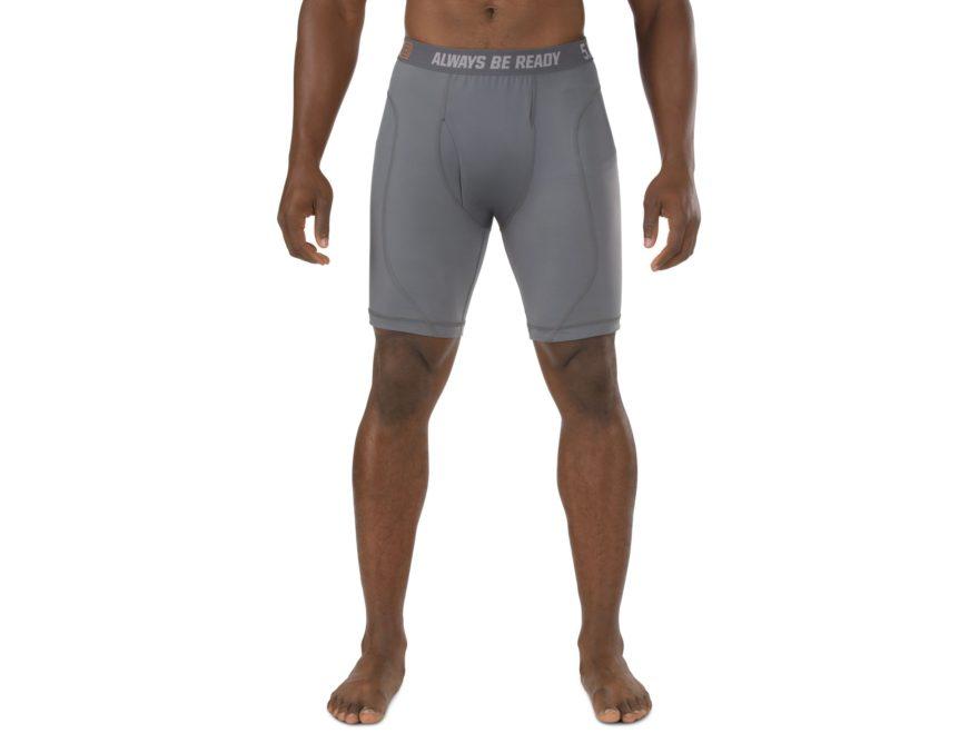 "5.11 Men's 6"" Performance Boxer Briefs Synthetic Blend"