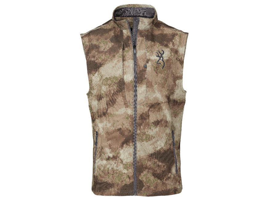 80914631657cd Browning Men's Hell's Canyon Speed Javelin-FM Soft Shell Vest Polyester