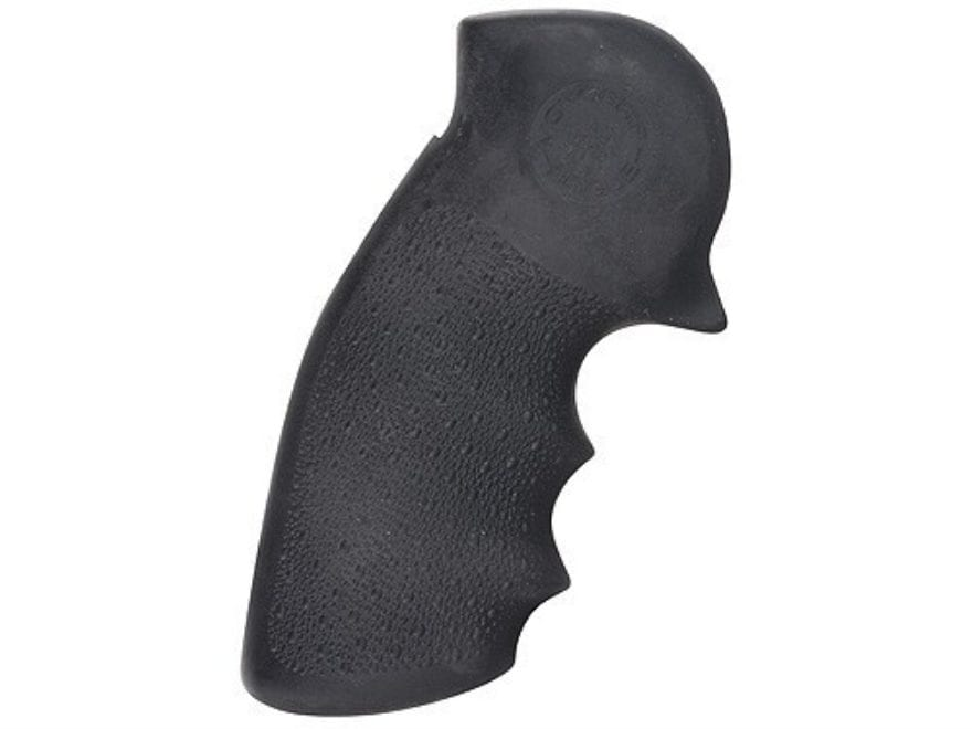 Hogue Monogrip Grips Ruger Speed Six Black