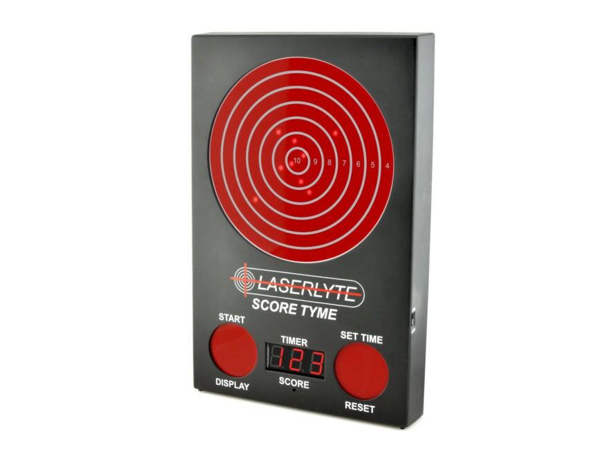 LaserLyte Trainer Target Score Tyme