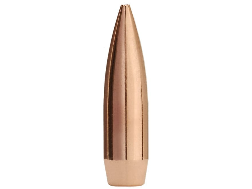 Sierra MatchKing Bullets 30 Caliber (308 Diameter) 175 Grain Hollow Point Boat Tail