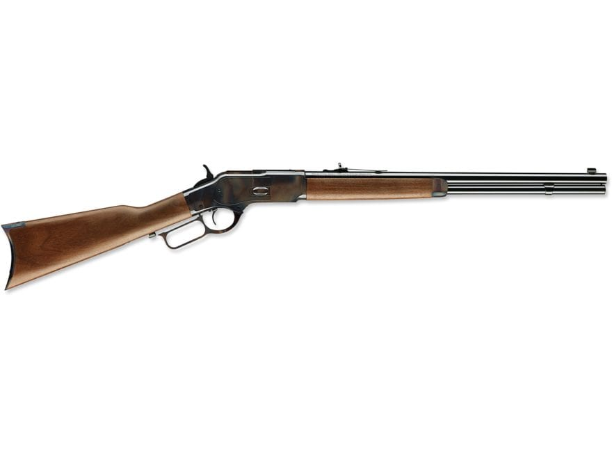 "Winchester 1873 Lever Action Short Rifle 20"" Barrel Walnut"