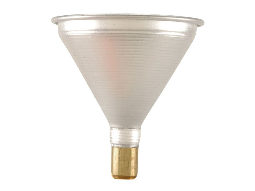 Satern Powder Funnel 20 Caliber Aluminum and Brass