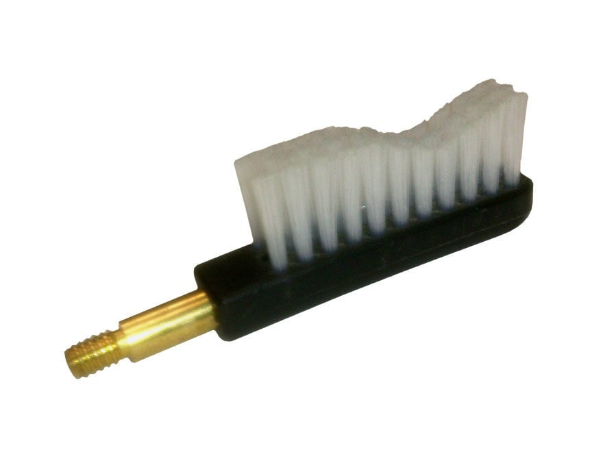 Pro-Shot Gun Brush End Nylon 8 x 32 Thread Package of 2