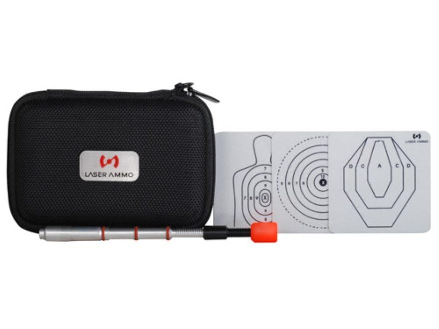 Laser Ammo SureStrike Laser Trainer Premium Kit with 9mm Luger Cartridge