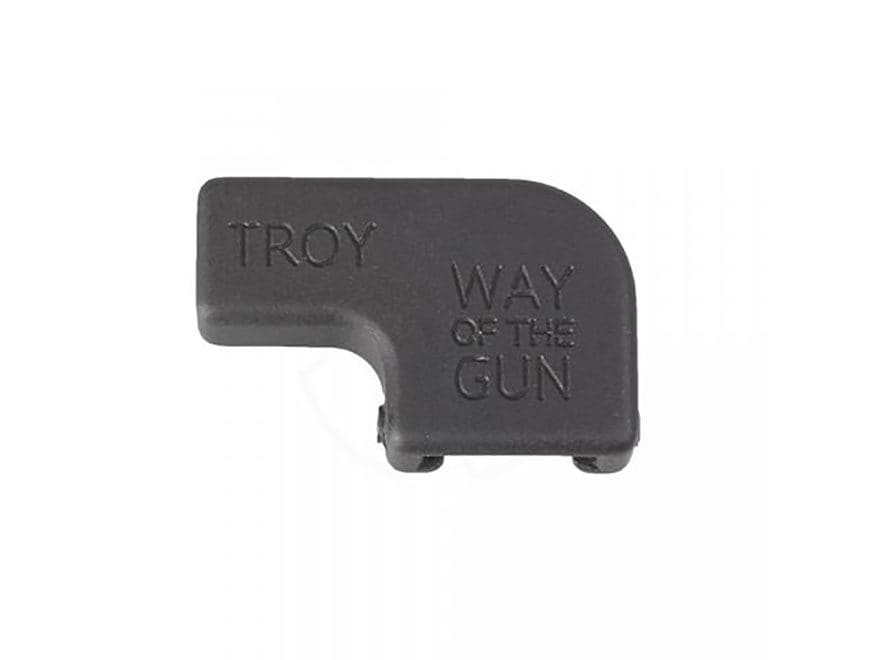 Troy Industries Proctor Enhanced Bolt Release Lever AR-15 Aluminum Matte