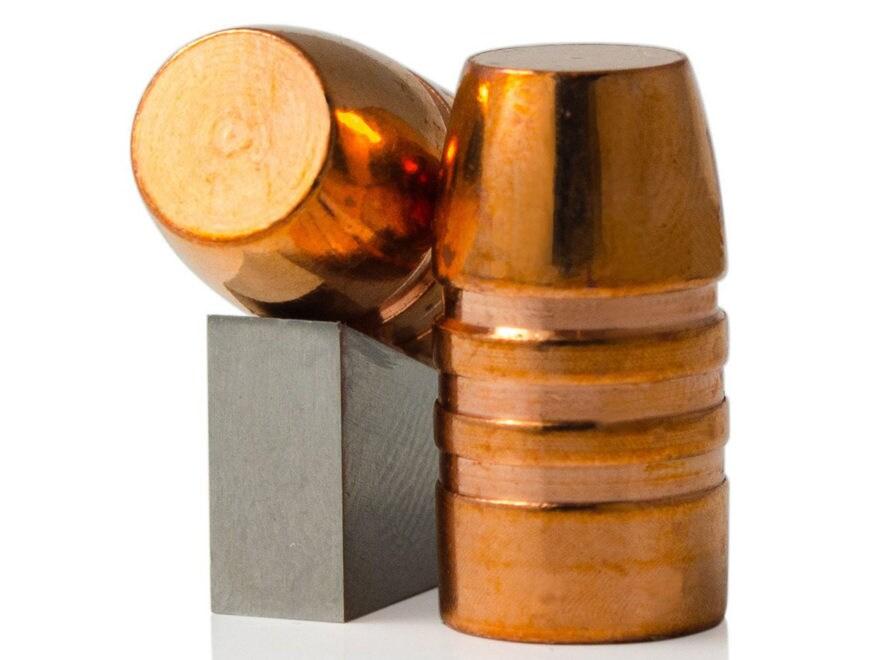 Lehigh Defense Match Solid Bullets 475 Caliber (475 Diameter) 330 Grain Solid Copper Wi...