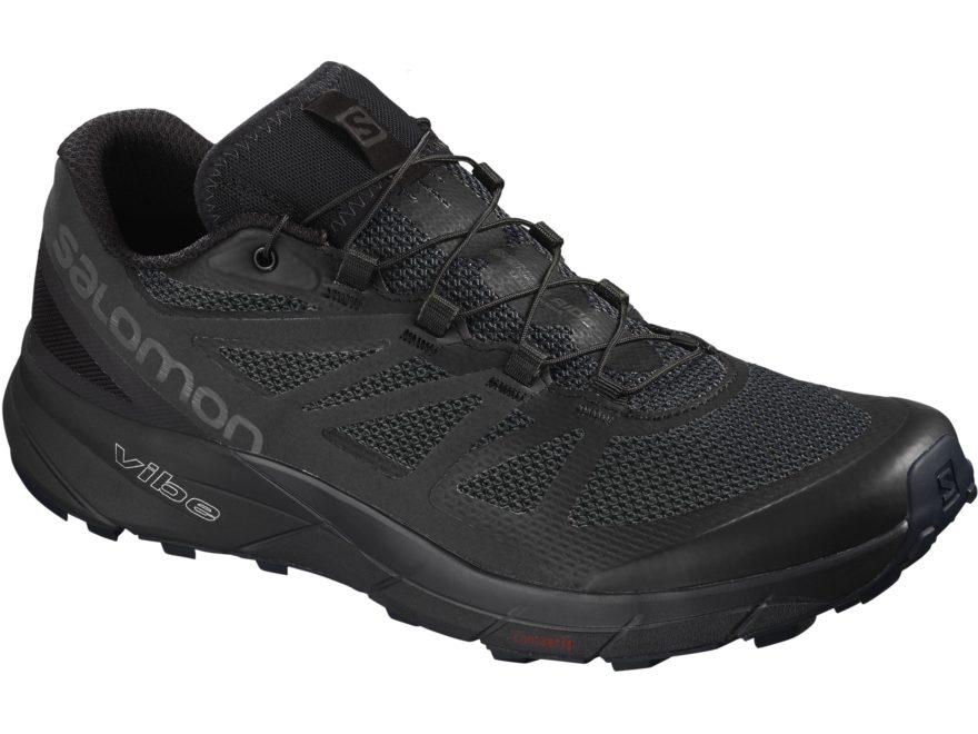 "Salomon Sense Ride 4"" Hiking Shoes Synthetic Men's"