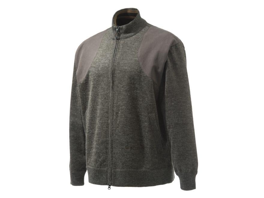 Beretta Men's Honor Windstop Full Zip Sweater Polyester