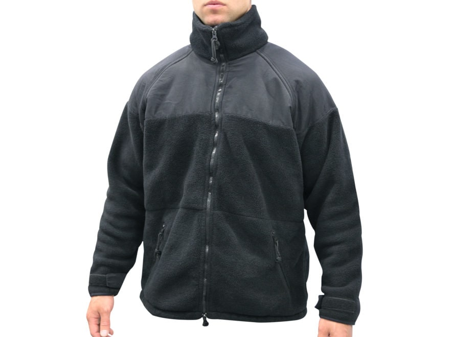 Military Surplus Fleece Jacket
