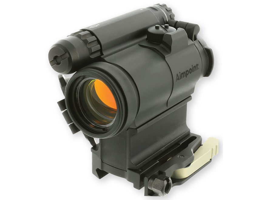 Aimpoint CompM5 Red Dot Sight 30mm Tube 1x 2 MOA Dot Matte