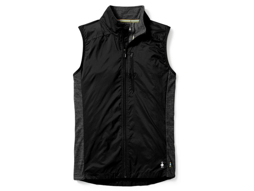 Smartwool Men's PhD Ultra Light Sport Vest Nylon/Merino Wool