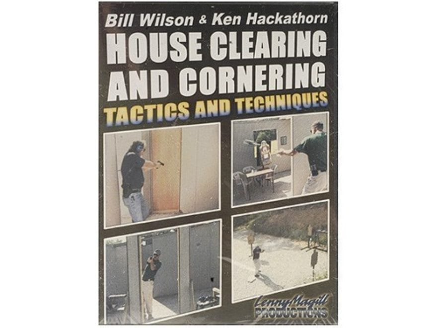 "Gun Video ""House Clearing and Cornering: Tactics and Techniques with Bill Wilson & Ken ..."
