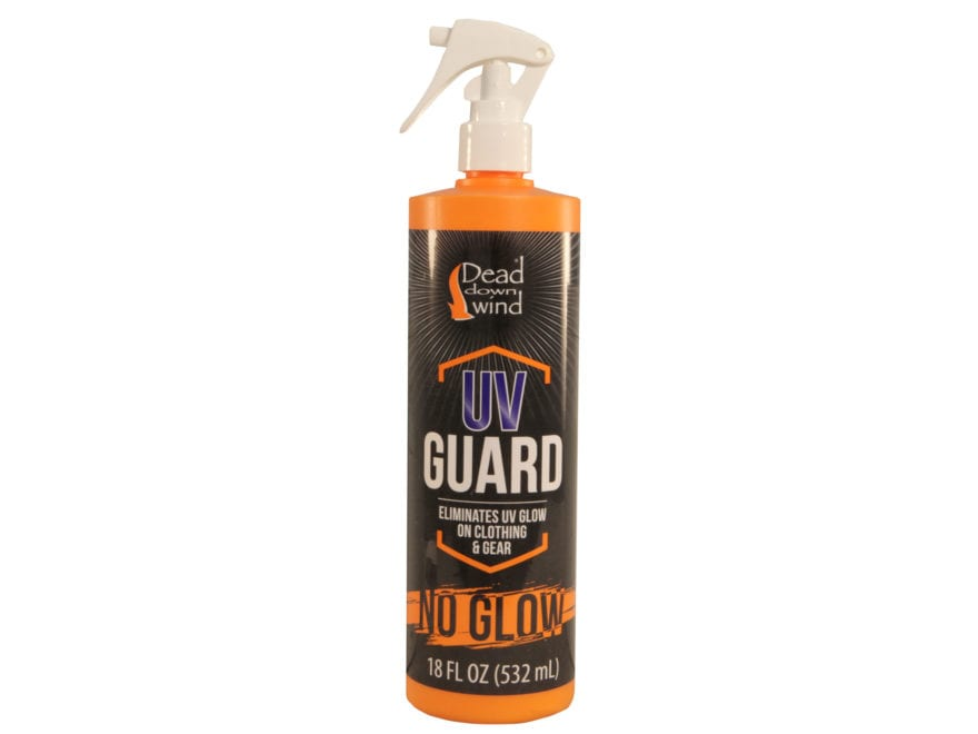 Dead Down Wind Scent Elimination UV Guard Spray Liquid 18 oz