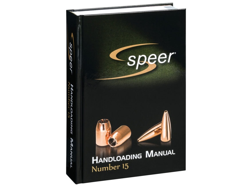 Image result for Speer Handloading Manual No. 15