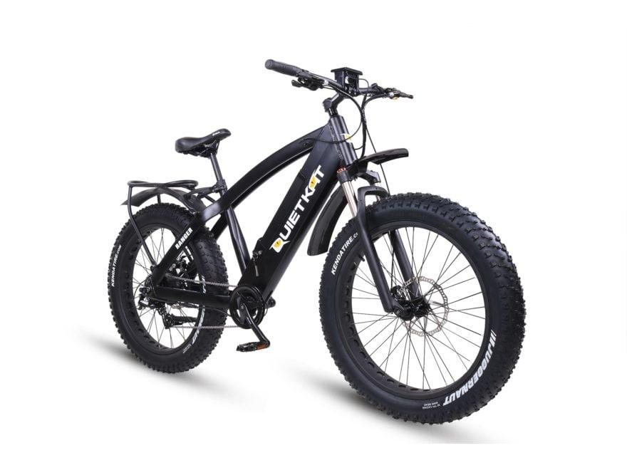 QuietKat Ranger 750W 7-Speed Motorized Bike