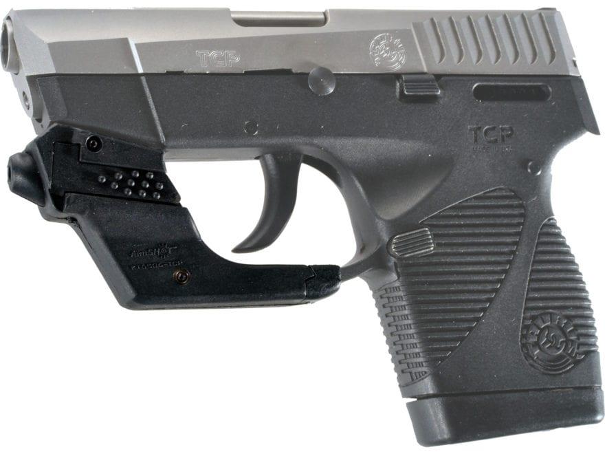 AimShot Ultralight Red Laser Sight Black