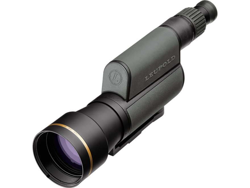 Leupold Golden Ring Spotting Scope 20-60x 80mm