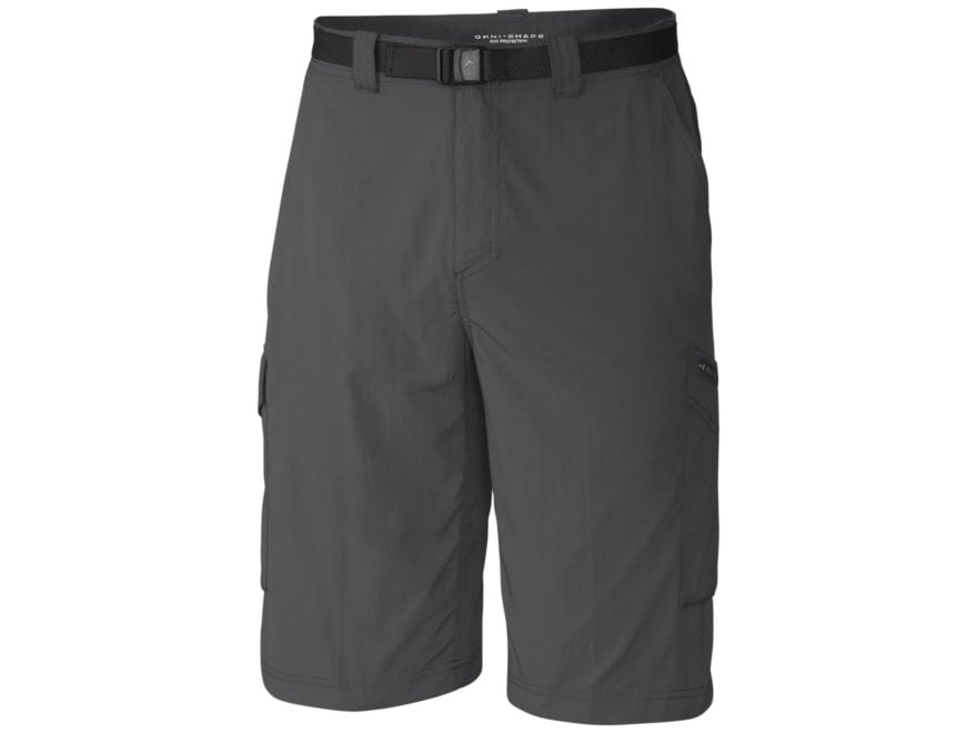 Columbia Men's Silver Ridge Cargo Shorts Nylon