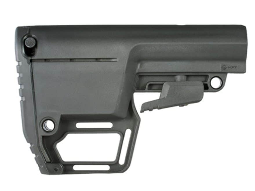 Mission First Tactical Battlelink Utility Stock Collapsible AR-15, LR-308 Polymer