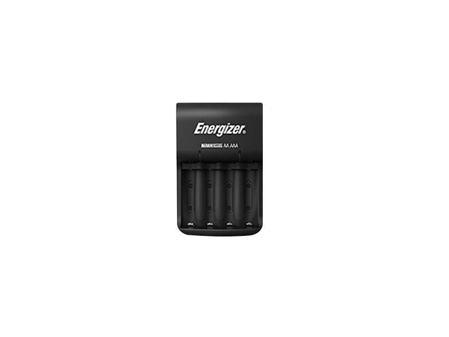 Energizer Recharge Basic Charger with 2 AA Batteries