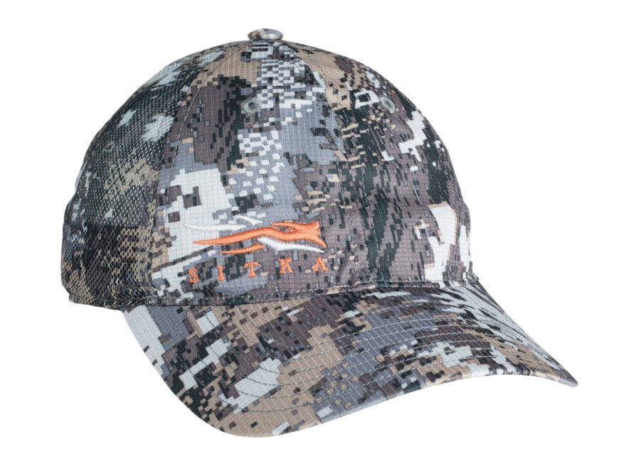 Sitka Gear Early Season Whitetail (ESW) Hat Optifade Elevated II Camo