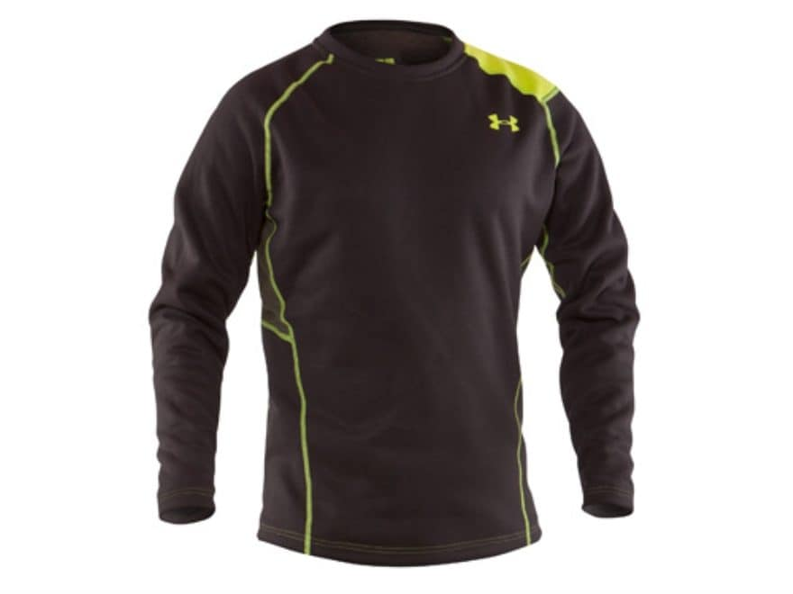 fad3154208b108 Under Armour Men's Treestand 5.0 Scent Control Base Layer Crew Shirt