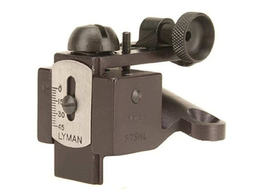 Lyman Receiver Sight 57SML for Lyman Deerstalker, Trade Rifle and Thompson Center Hawke...