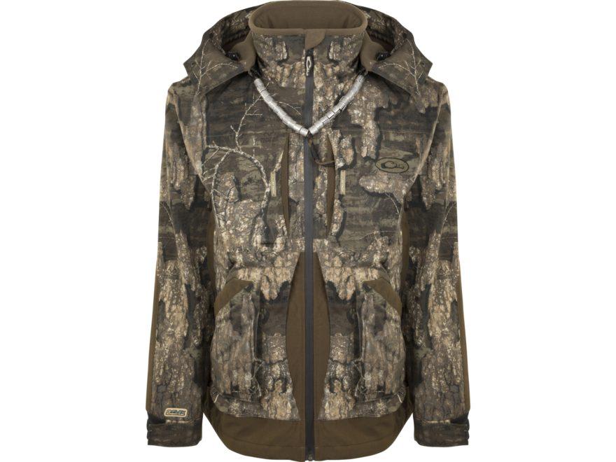 Drake Men's Guardian Flex Fleece Lined Full Zip Insulated Jacket