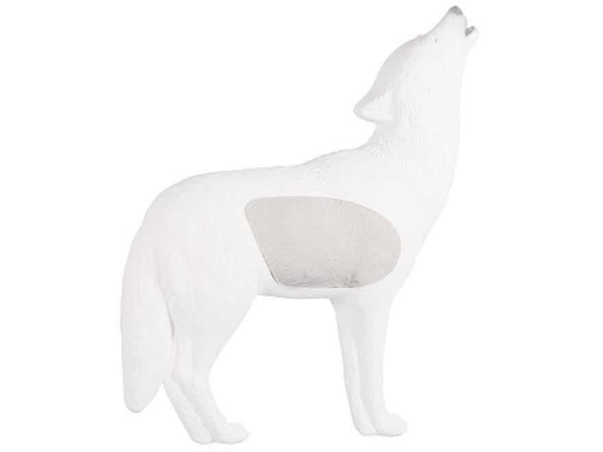 Rinehart Howling Wolf White 3D Foam Archery Target Replacement Insert