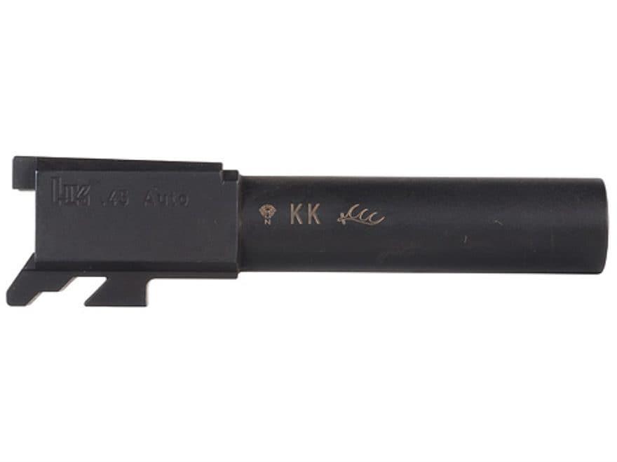 "HK Barrel HK USP Compact 45 ACP 3.80"" Blue"