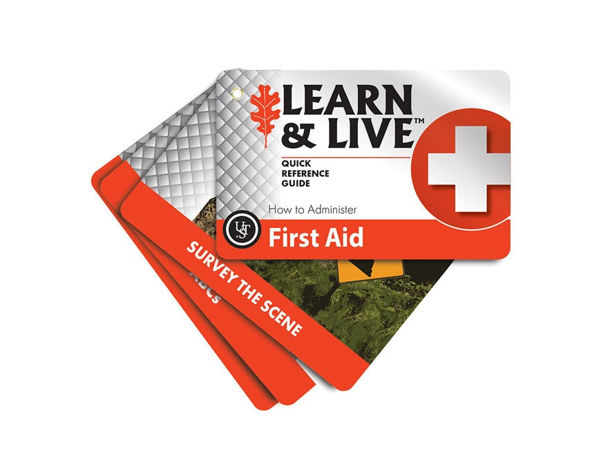UST Learn & Live First Aid Cards
