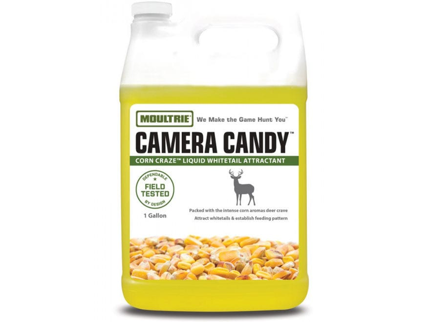 Moultrie Camera Candy Corn Craze Deer Supplement 1 Gallon