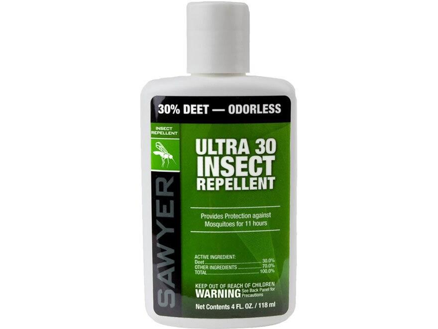 Sawyer Premium 30% Deet Insect Repellent Lotion 4 oz