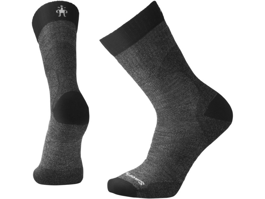 Smartwool Men's PhD Pro Medium Crew Socks Merino Wool/Nylon