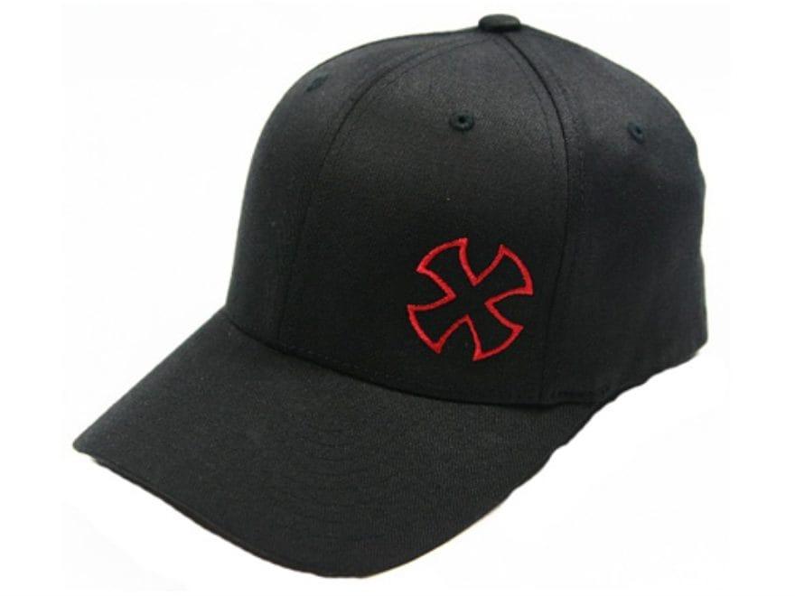 41f72615f24 Noveske Branded Offset Logo Flexfit Hat Cotton Black - MPN  HAT2-L XL