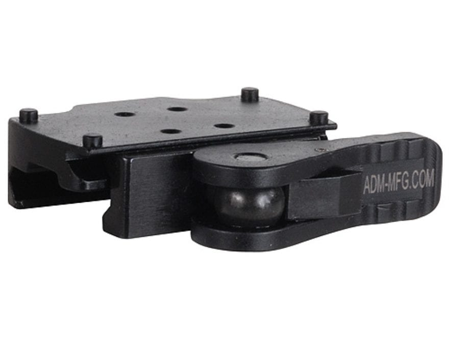 American Defense AD-22 Quick-Release Burris FastFire Mount Picatinny-Style Matte