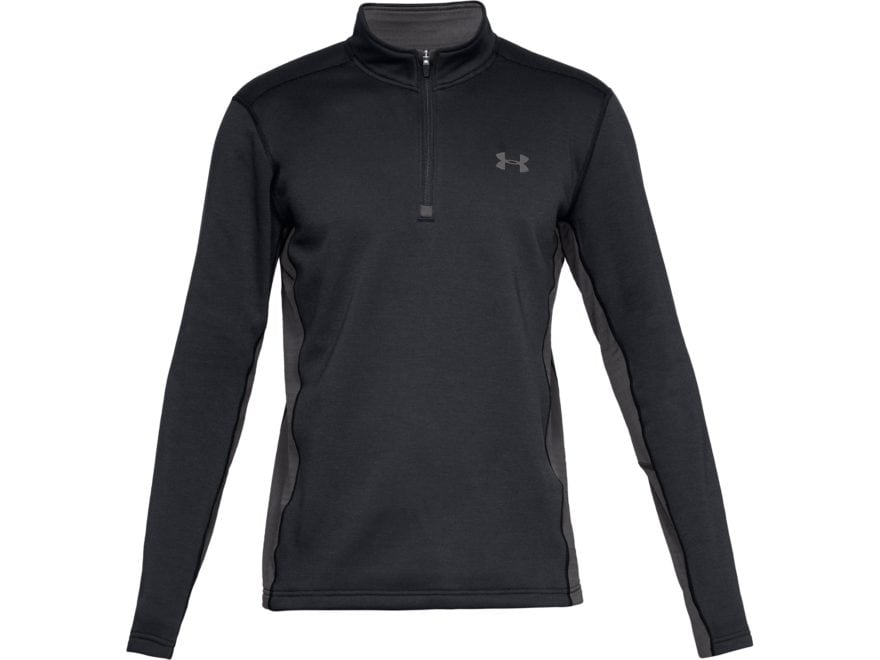 Under Armour Men's UA Extreme Twill 1/4 Zip Base Layer Shirt Long Sleeve Polyester
