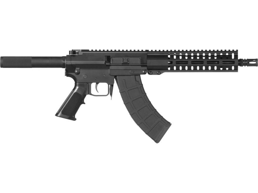 "CMMG Banshee 100 MK47 Pistol 7.62x39mm 10"" Barrel 30-Round Black"
