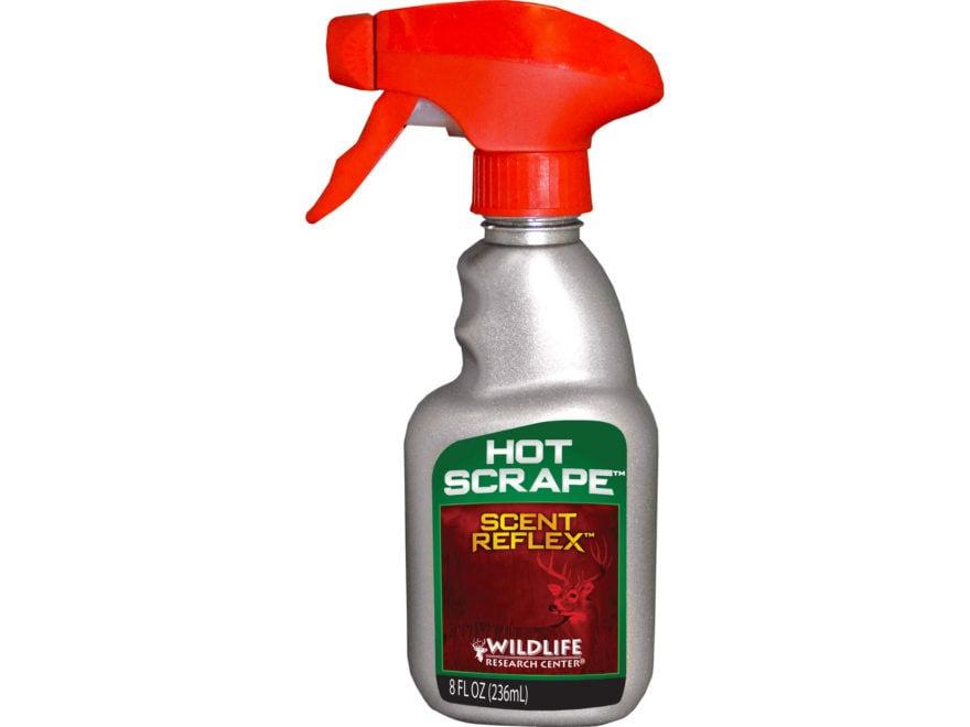 Wildlife Research Center Hot-Scrape Synthetic Scrape Deer Scent Liquid 8 oz