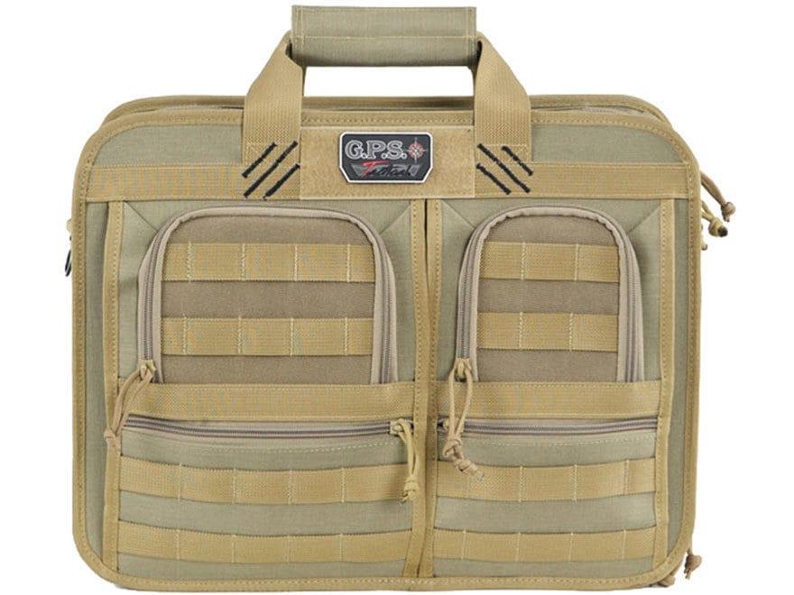 G.P.S. Tactical Briefcase Nylon