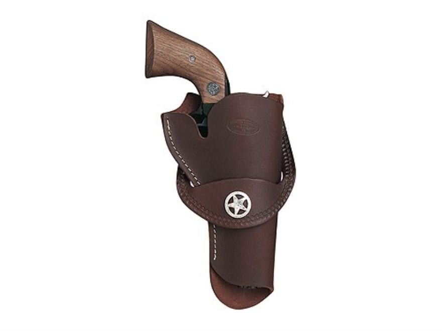 Hunter 1090 Western Crossdraw Holster with Concho Right Hand Colt Single Action Army, R...