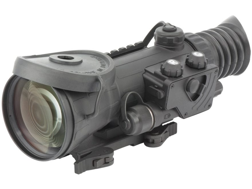 Armasight Vulcan Ghost MG Gen 3A Ghost White Phosphor Night Vision Rifle Scope 4.5x wit...