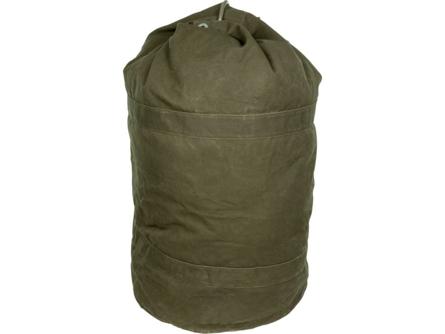 Military Surplus German Duffel Bag Grade 2 Olive Drab