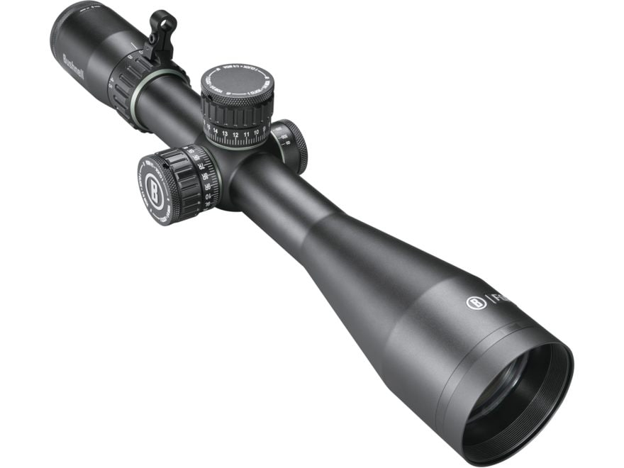 Bushnell Forge Rifle Scope 4.5-27x 50mm Side Focus Locking Zero Stop Turrets