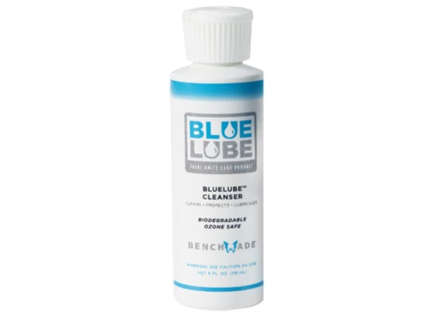 Benchmade Bluelube Knife Cleaning Solution 4 oz