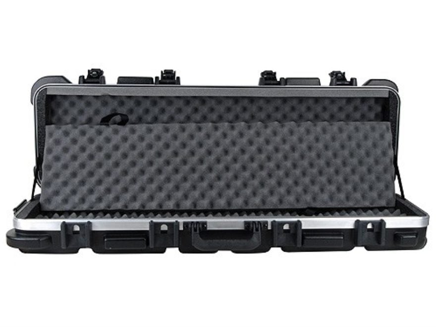 "SKB ATA 4009 Double Rifle Gun Case with Wheels for Firearms up to 40"" Polymer Black"